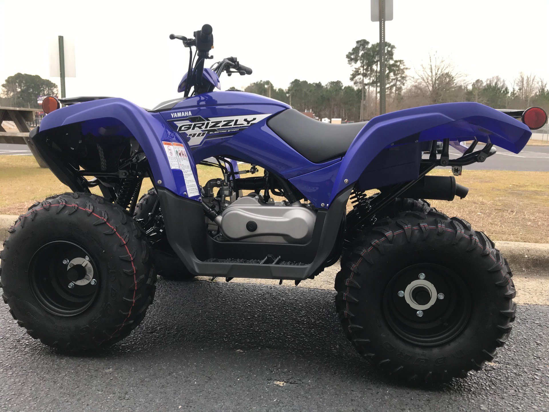 2019 Yamaha Grizzly 90 in Greenville, North Carolina - Photo 7