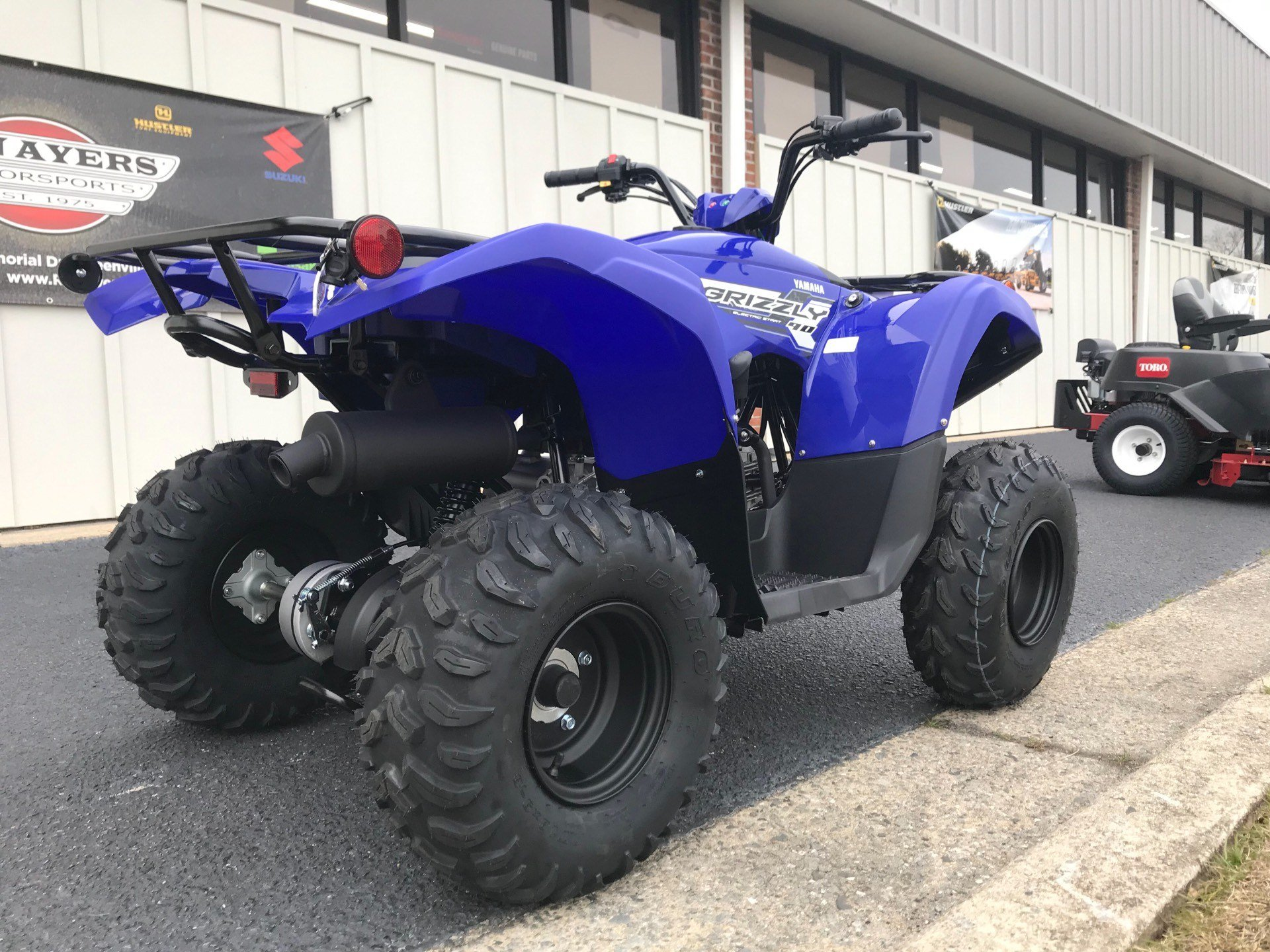 2019 Yamaha Grizzly 90 in Greenville, North Carolina - Photo 10