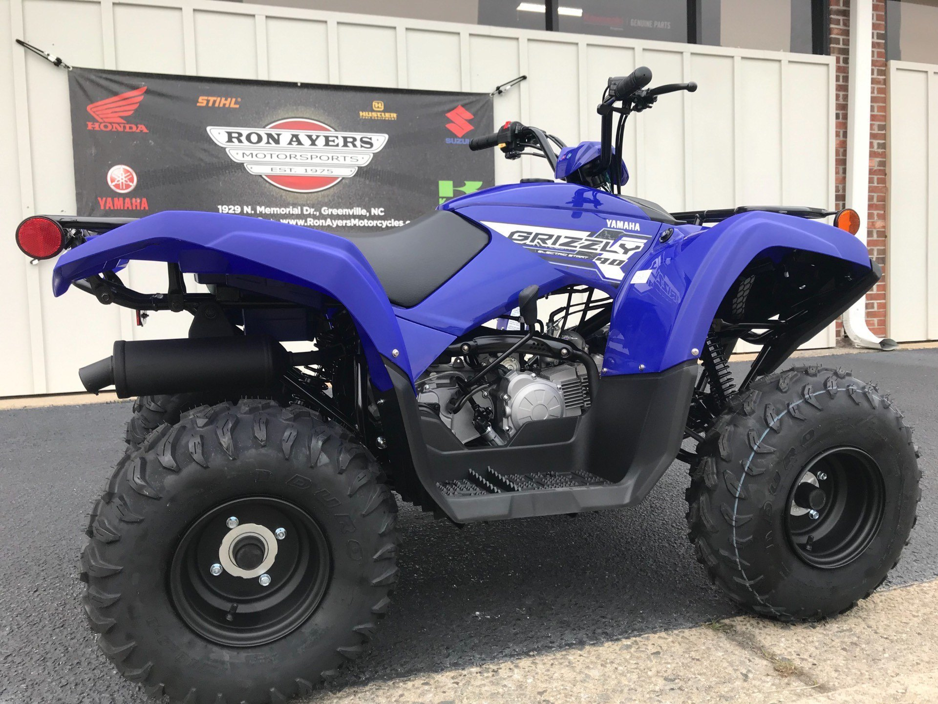 2019 Yamaha Grizzly 90 in Greenville, North Carolina - Photo 11