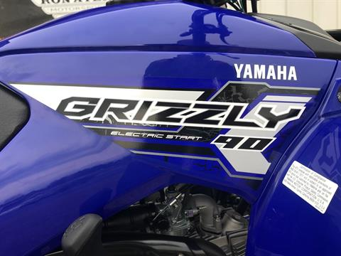 2019 Yamaha Grizzly 90 in Greenville, North Carolina - Photo 14