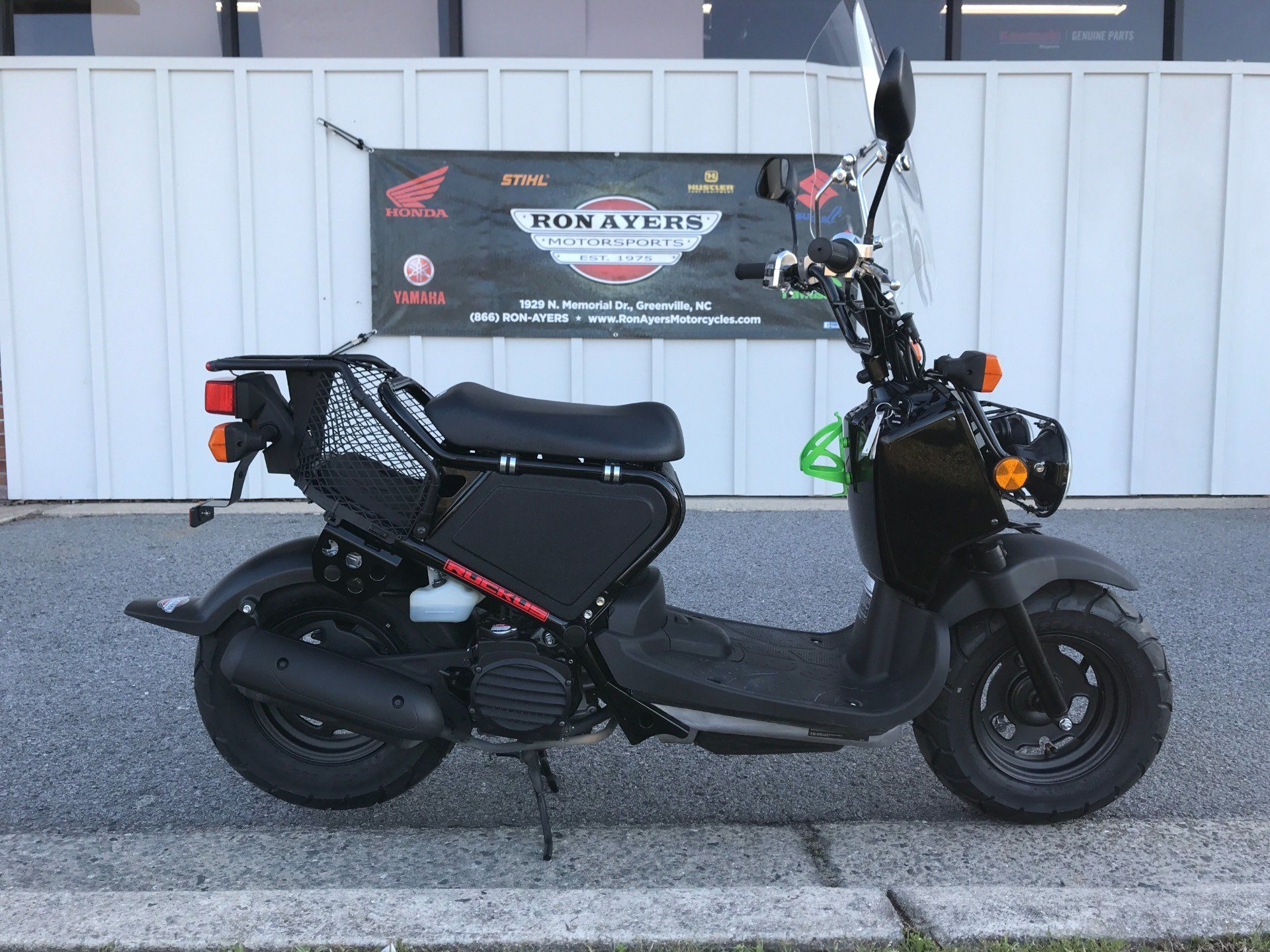 Scooters For Sale Greenville Nc >> Used 2017 Honda Ruckus Scooters In Greenville Nc Stock Number N A