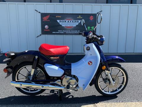 2019 Honda Super Cub C125 ABS in Greenville, North Carolina - Photo 1