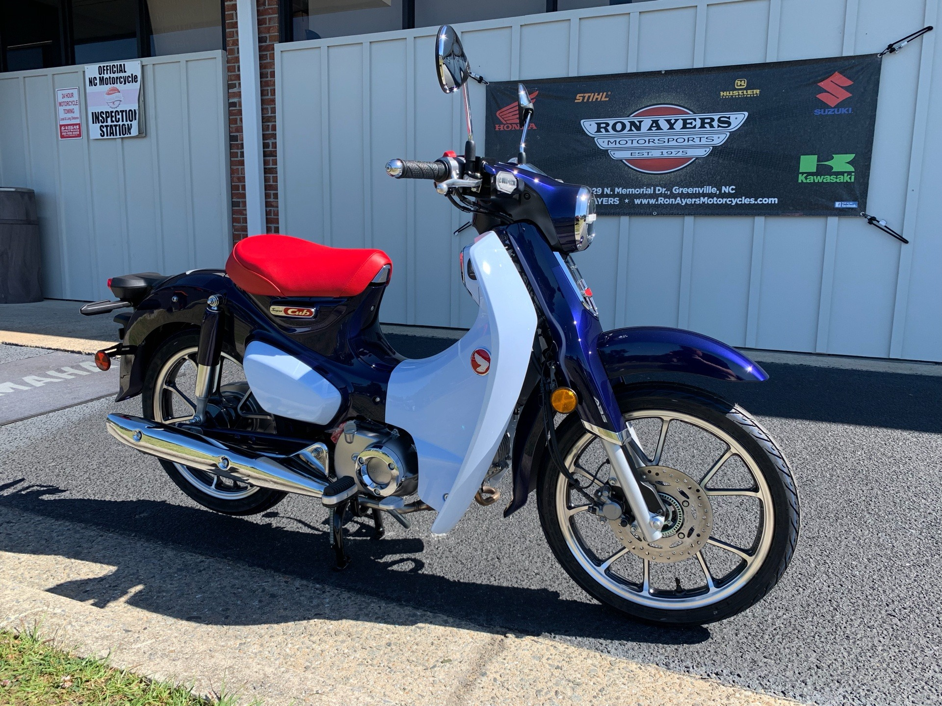 2019 Honda Super Cub C125 ABS in Greenville, North Carolina - Photo 2