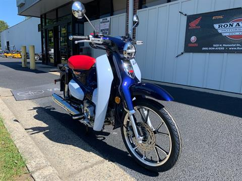 2019 Honda Super Cub C125 ABS in Greenville, North Carolina - Photo 3