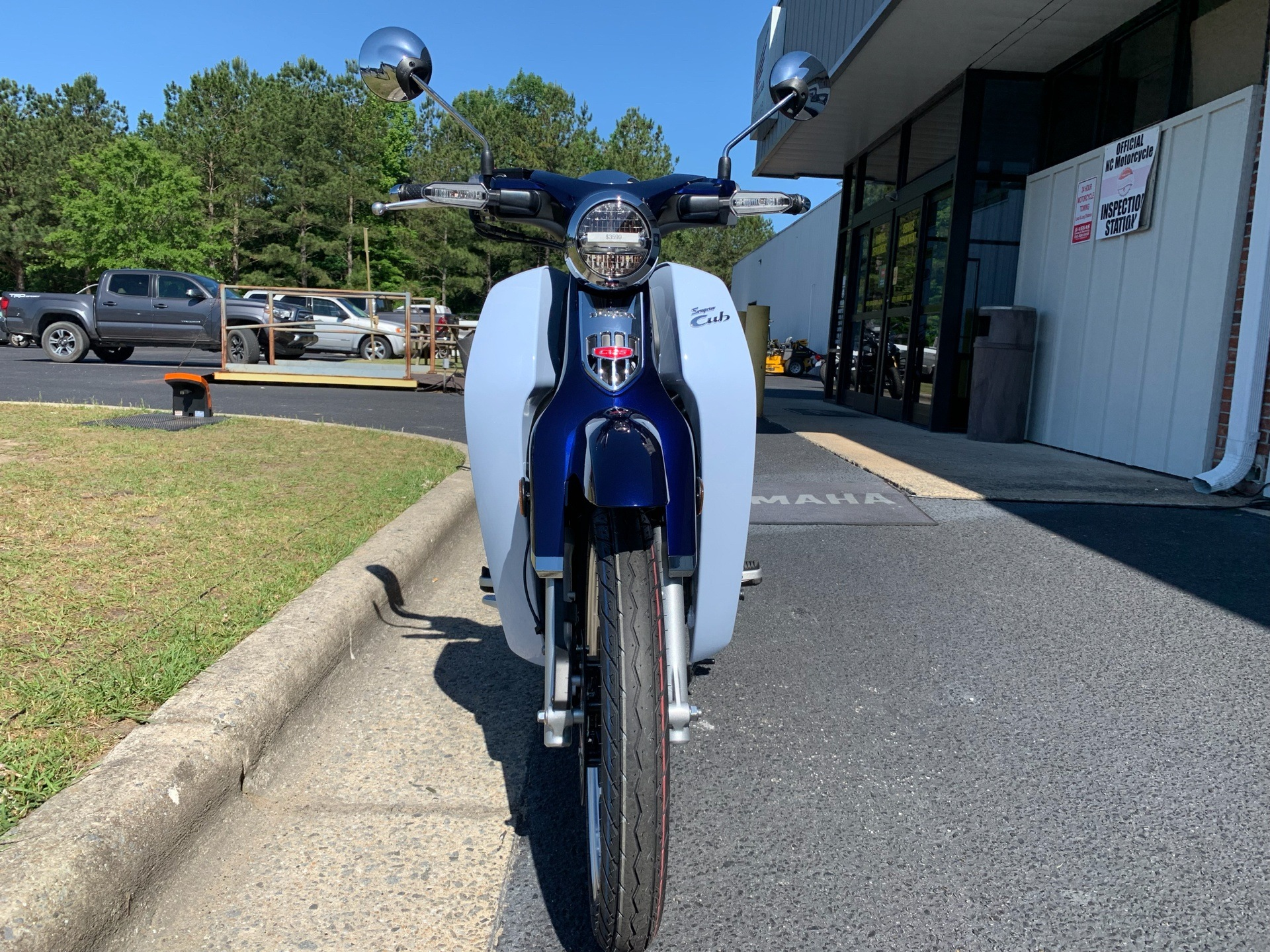 2019 Honda Super Cub C125 ABS in Greenville, North Carolina - Photo 4