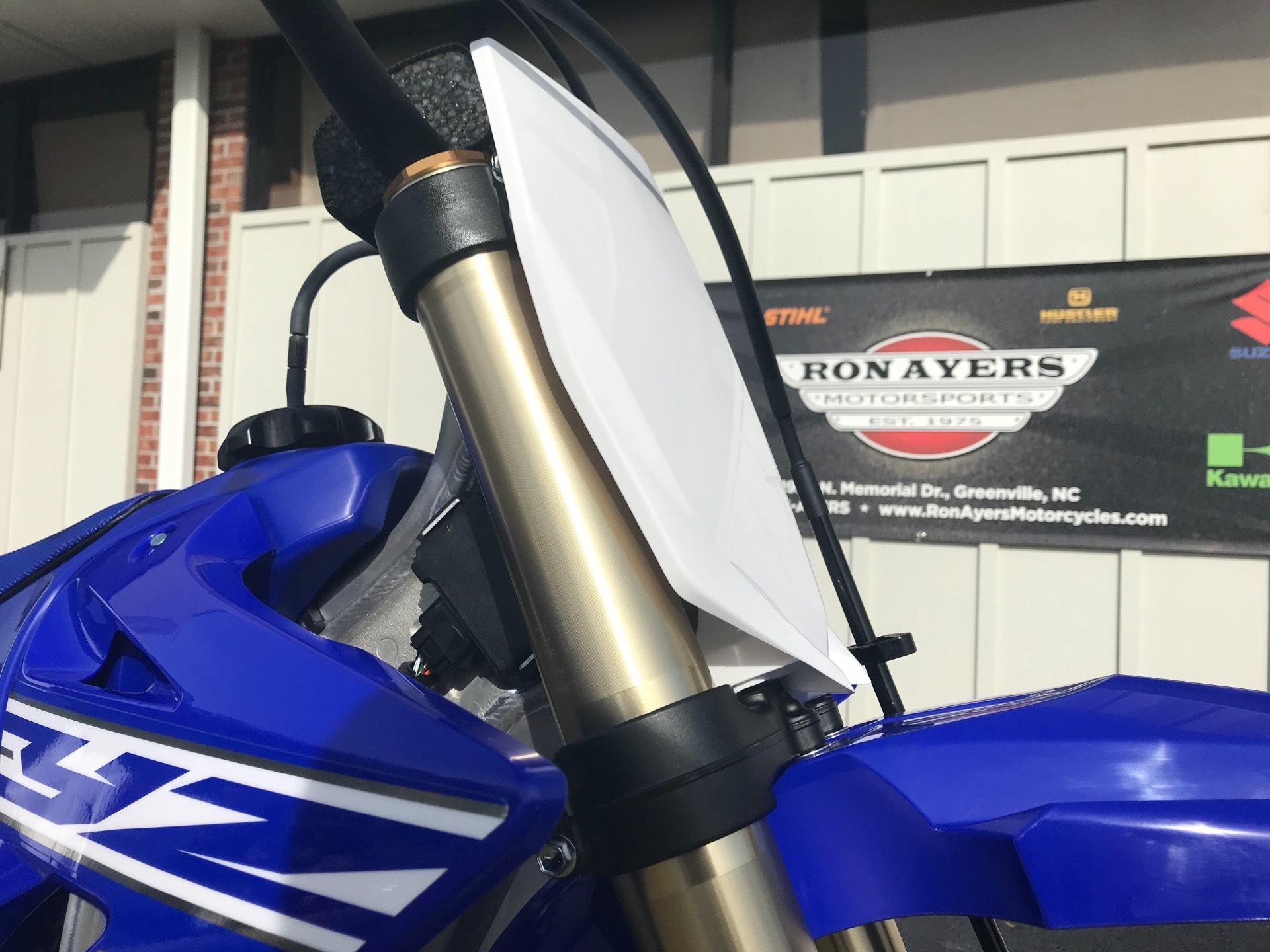 2019 Yamaha YZ125 in Greenville, North Carolina - Photo 12