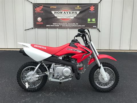 2021 Honda CRF50F in Greenville, North Carolina - Photo 1