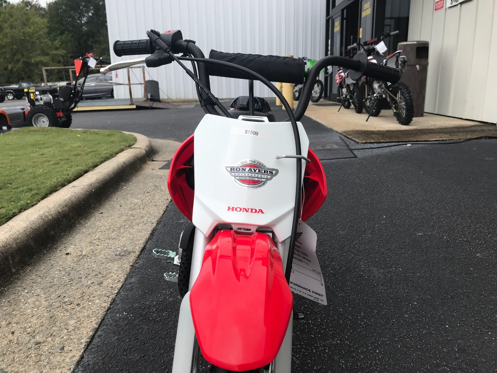 2021 Honda CRF50F in Greenville, North Carolina - Photo 9