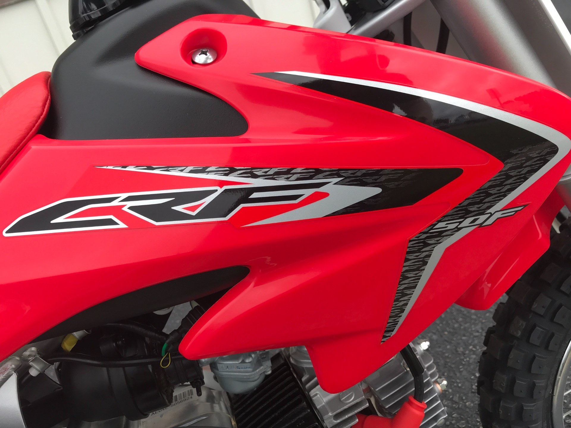 2021 Honda CRF50F in Greenville, North Carolina - Photo 12