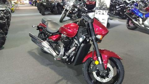 2016 Suzuki Boulevard M90 in Greenville, North Carolina