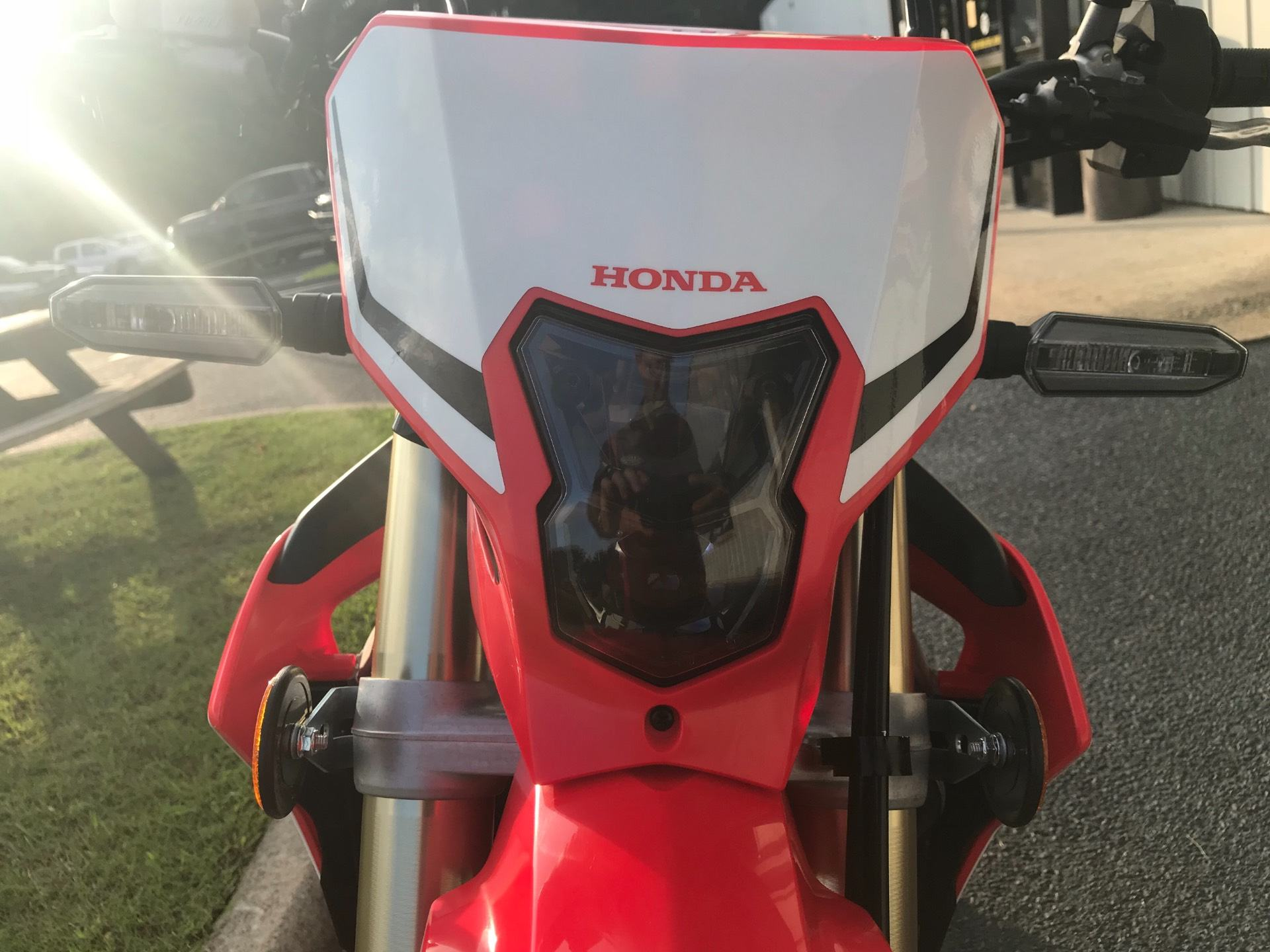 2019 Honda CRF450L in Greenville, North Carolina - Photo 14