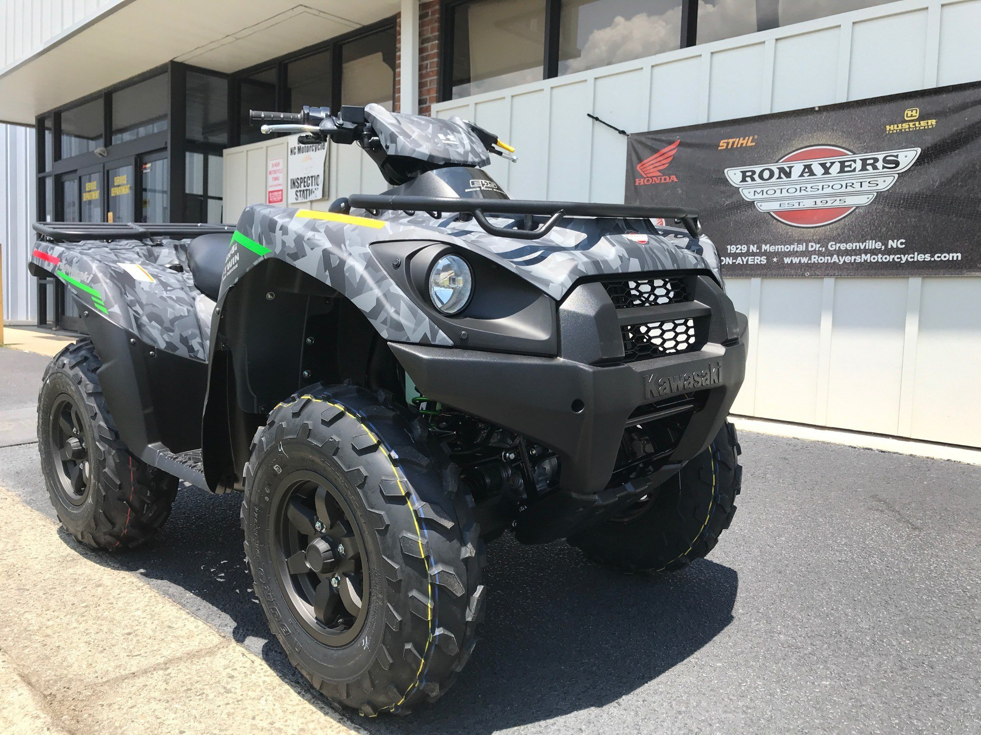 2021 Kawasaki Brute Force 750 4x4i EPS in Greenville, North Carolina - Photo 2