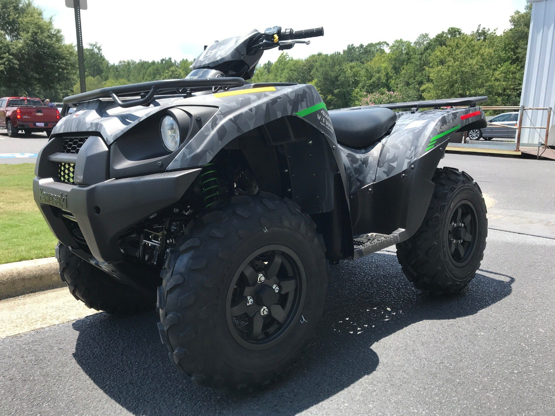 2021 Kawasaki Brute Force 750 4x4i EPS in Greenville, North Carolina - Photo 4