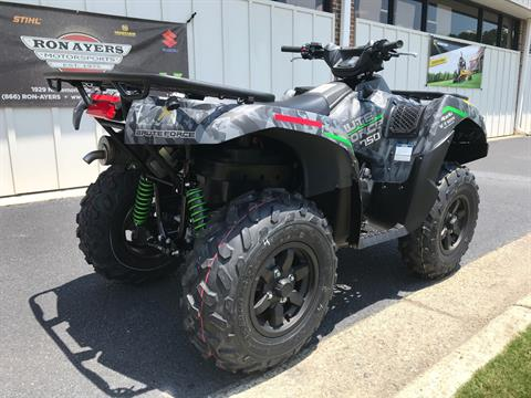 2021 Kawasaki Brute Force 750 4x4i EPS in Greenville, North Carolina - Photo 8