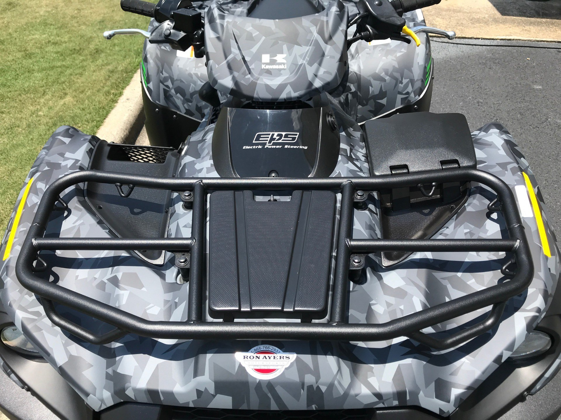 2021 Kawasaki Brute Force 750 4x4i EPS in Greenville, North Carolina - Photo 10