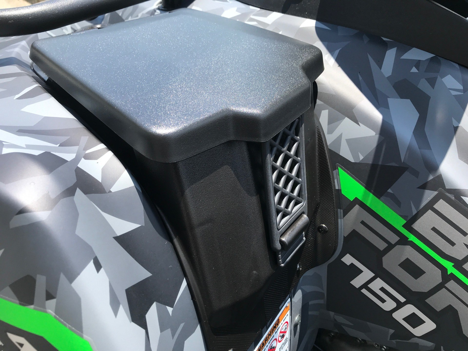 2021 Kawasaki Brute Force 750 4x4i EPS in Greenville, North Carolina - Photo 16