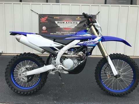 2020 Yamaha WR250F in Greenville, North Carolina - Photo 1