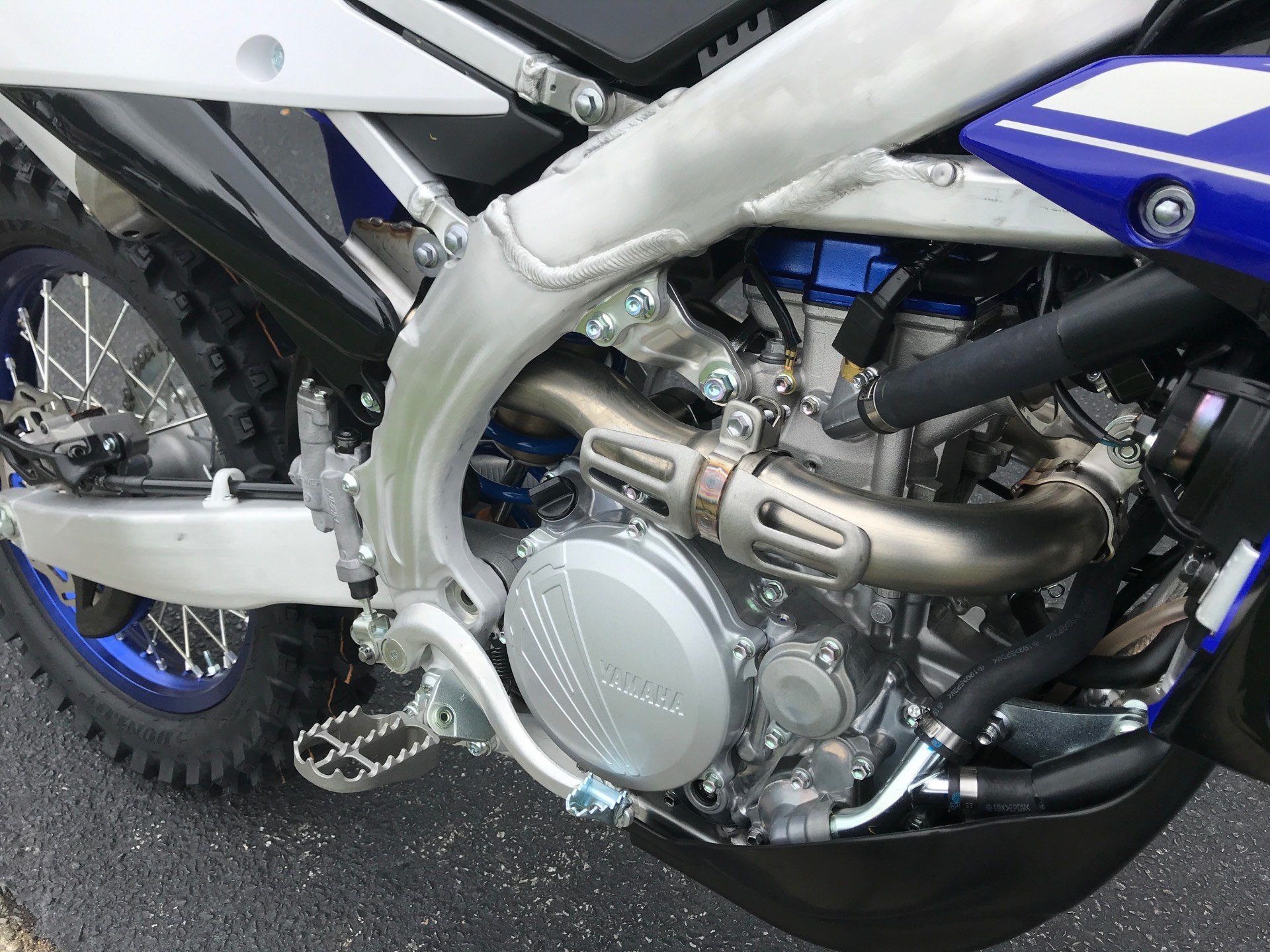 2020 Yamaha WR250F in Greenville, North Carolina - Photo 12