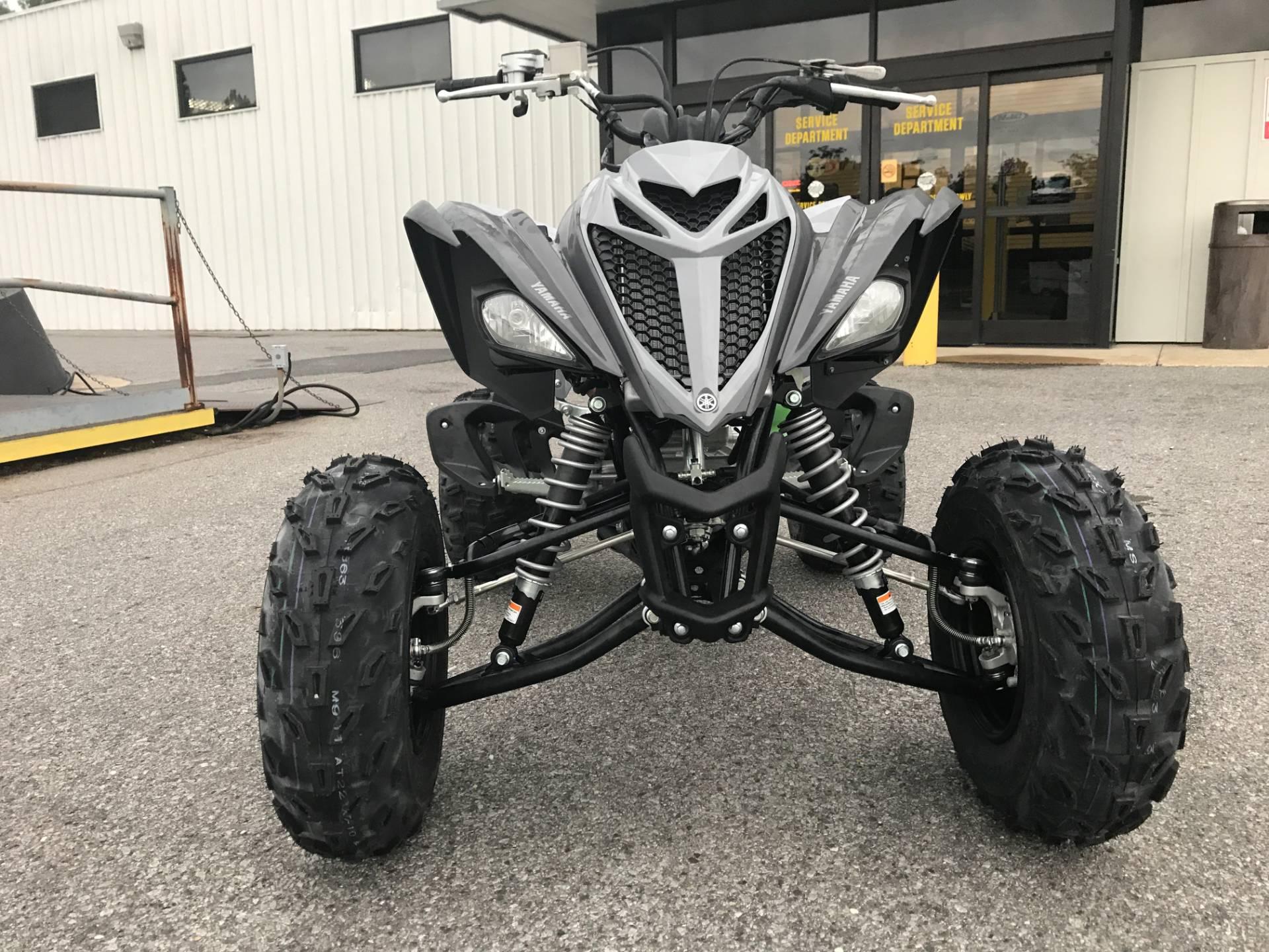 2018 Yamaha Raptor 700 4