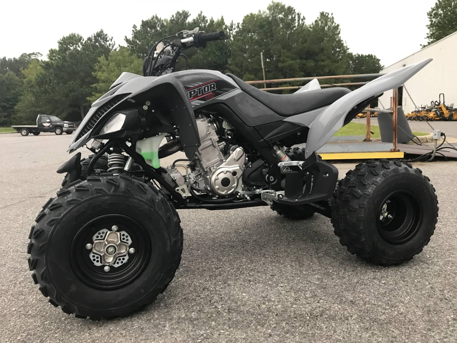 2018 Yamaha Raptor 700 6
