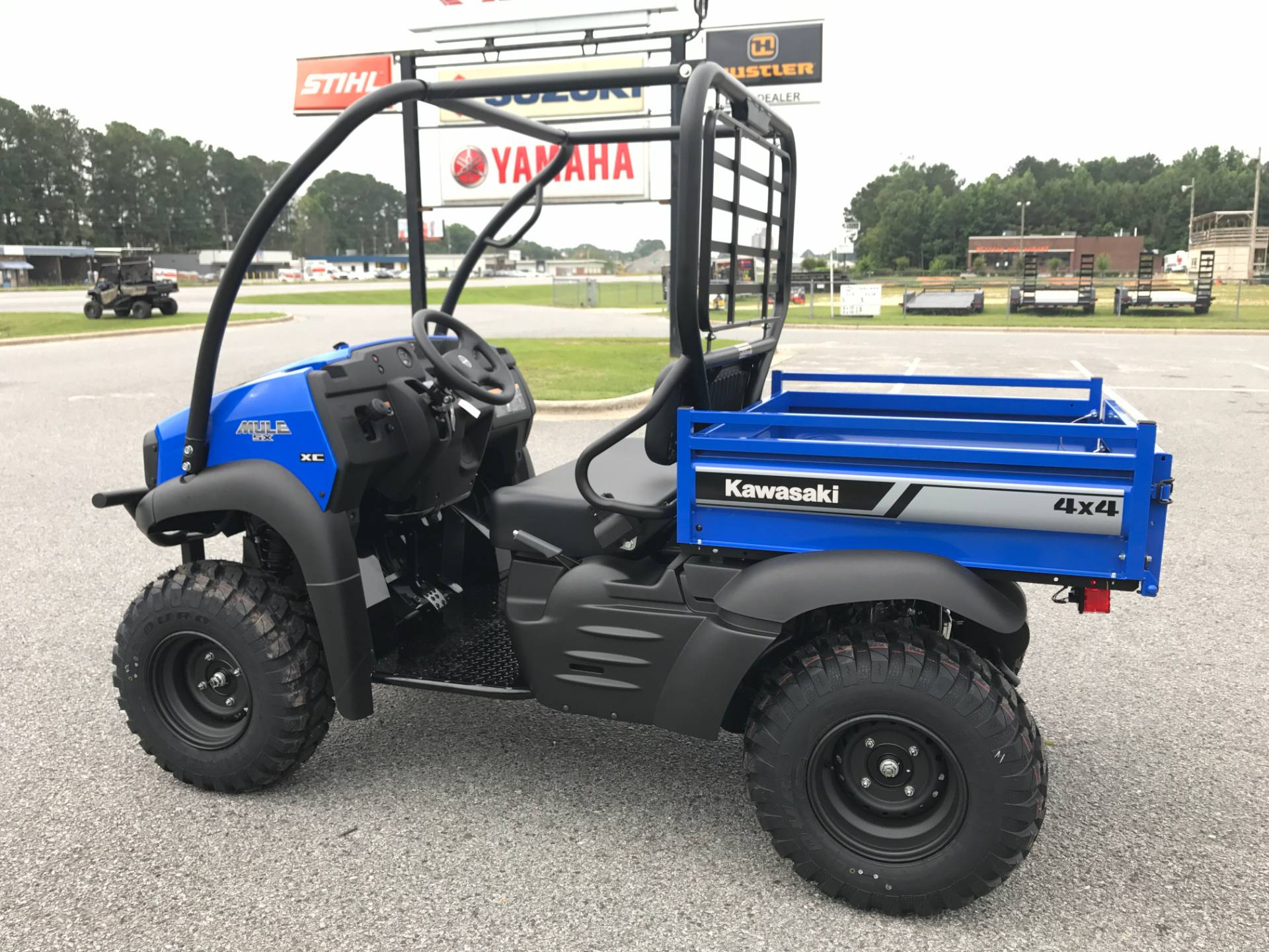2019 Kawasaki Mule SX 4X4 XC in Greenville, North Carolina