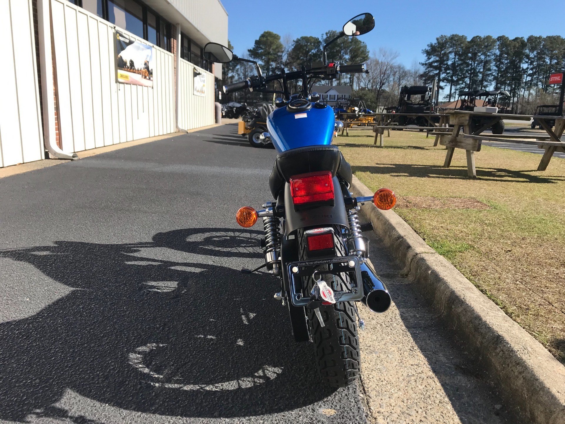2019 Suzuki Boulevard S40 in Greenville, North Carolina - Photo 10