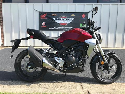 2019 Honda CB300R in Greenville, North Carolina - Photo 1