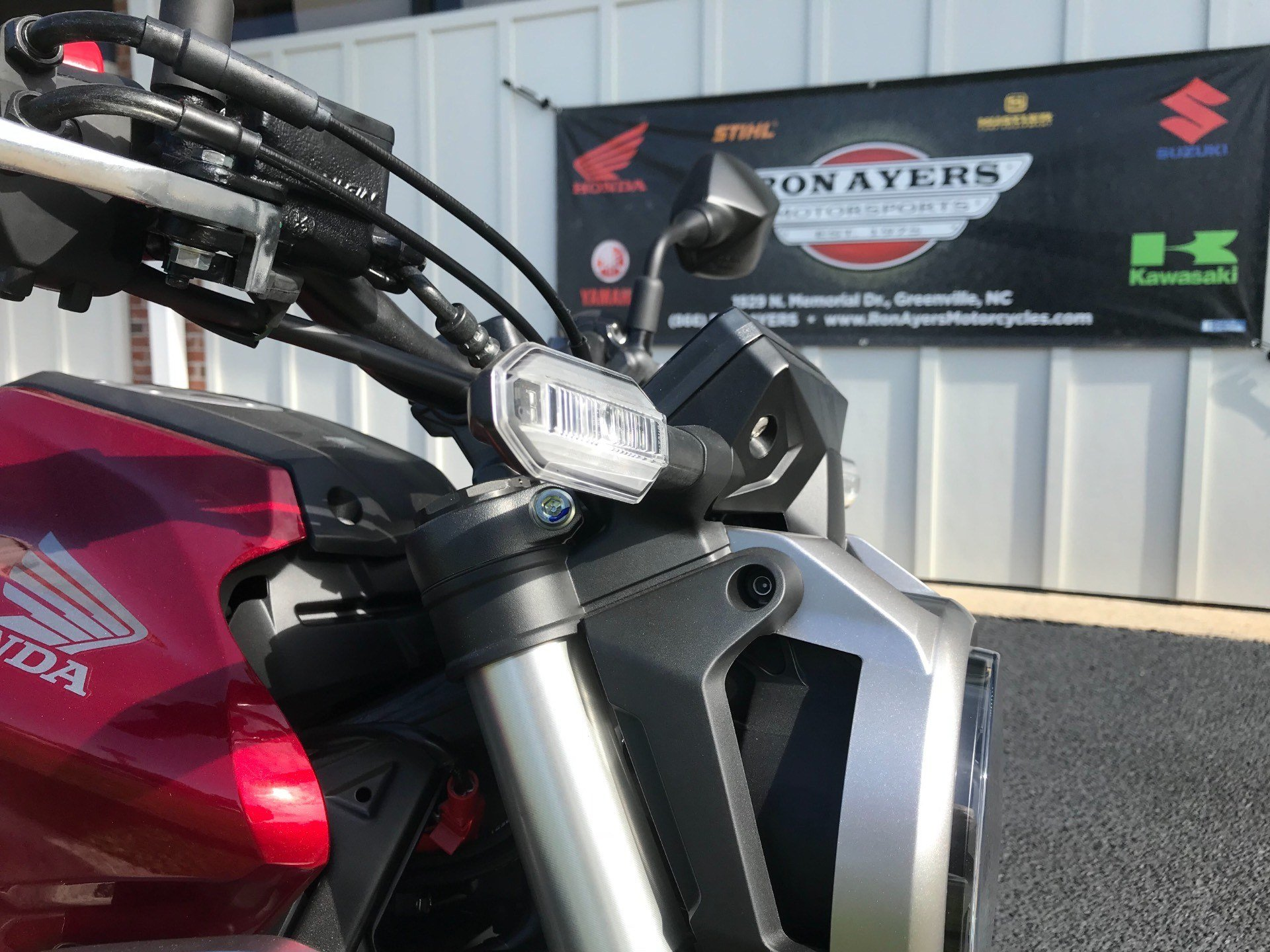 2019 Honda CB300R in Greenville, North Carolina - Photo 13