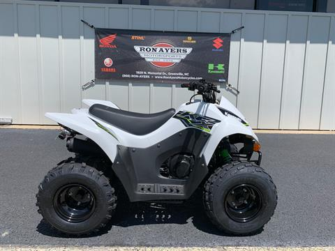 2019 Kawasaki KFX 90 in Greenville, North Carolina - Photo 1