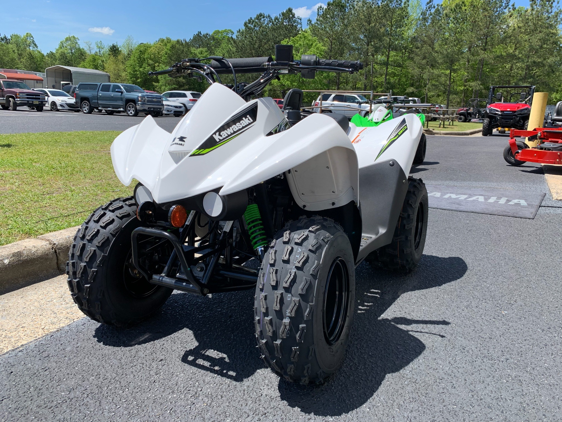 2019 Kawasaki KFX 90 in Greenville, North Carolina - Photo 5