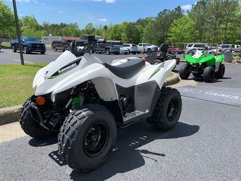 2019 Kawasaki KFX 90 in Greenville, North Carolina - Photo 6