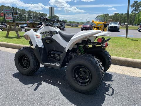 2019 Kawasaki KFX 90 in Greenville, North Carolina - Photo 8