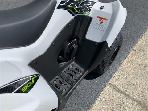 2019 Kawasaki KFX 90 in Greenville, North Carolina - Photo 12
