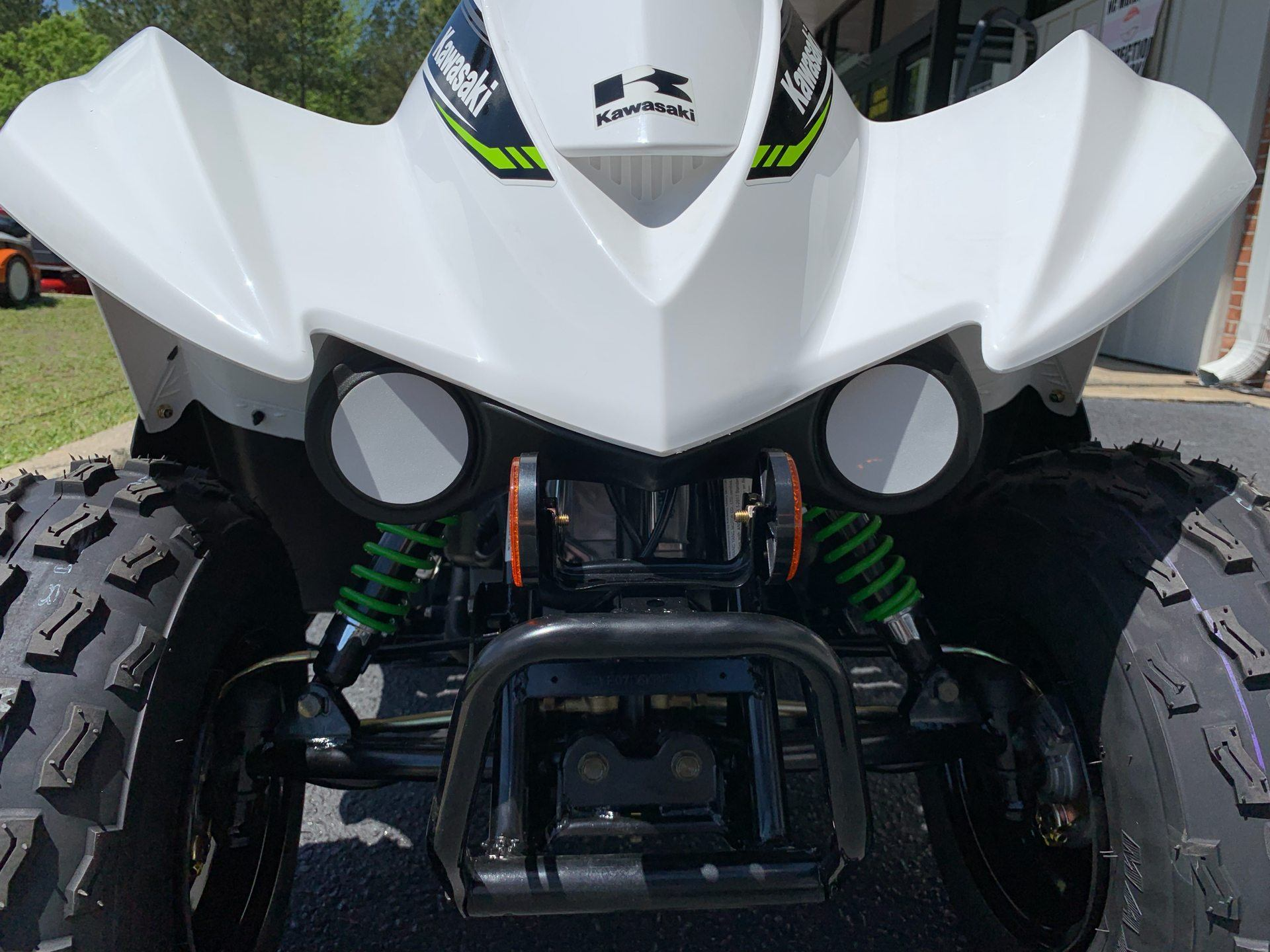 2019 Kawasaki KFX 90 in Greenville, North Carolina - Photo 14