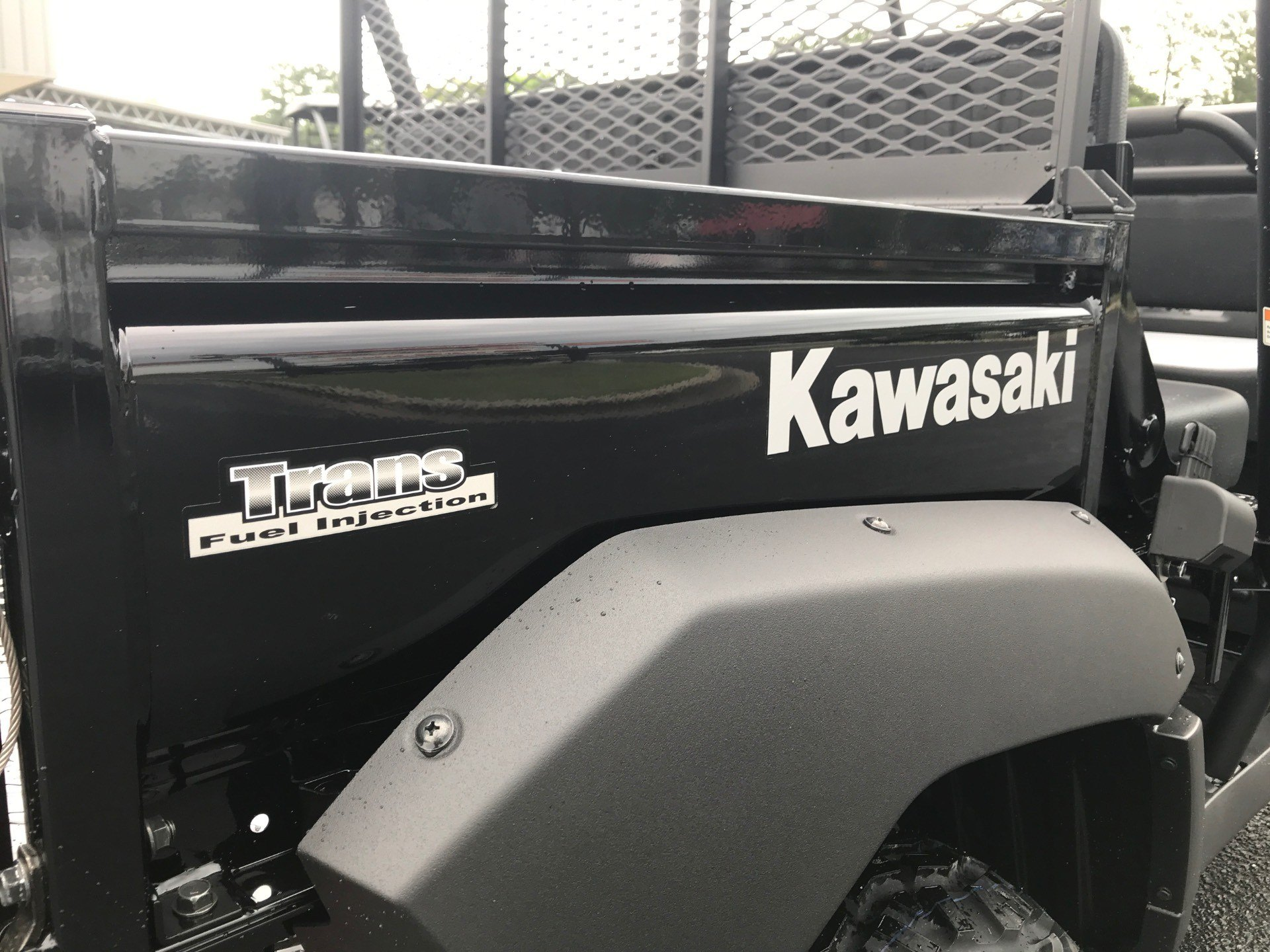 2020 Kawasaki Mule 4000 Trans in Greenville, North Carolina - Photo 12