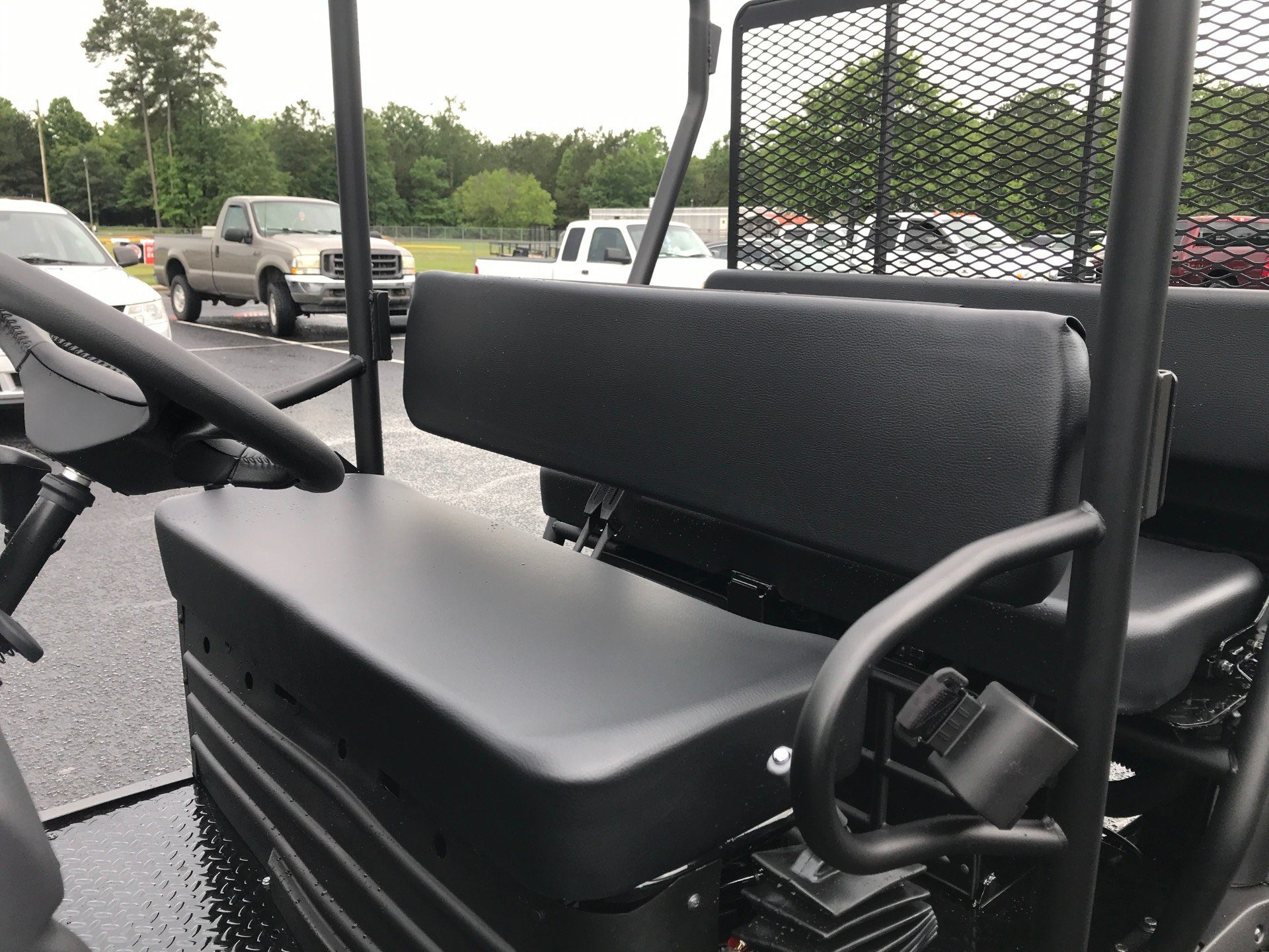 2020 Kawasaki Mule 4000 Trans in Greenville, North Carolina - Photo 16