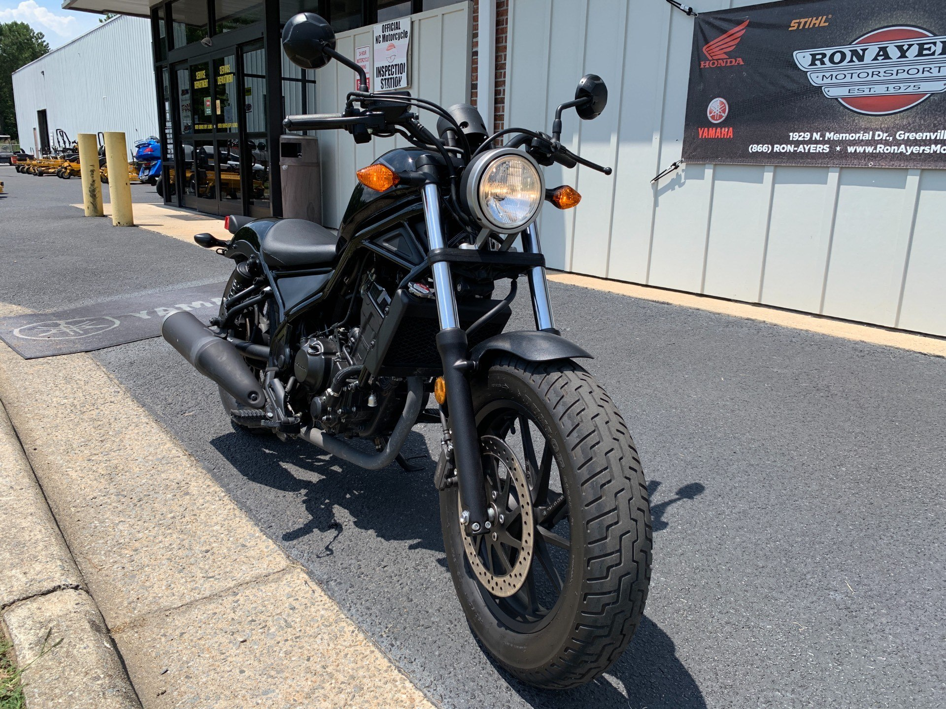 2017 Honda Rebel 300 in Greenville, North Carolina - Photo 3