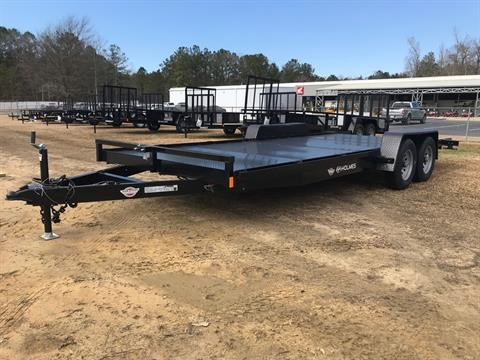 2021 Holmes 6.10 x 20 10K axle in Greenville, North Carolina
