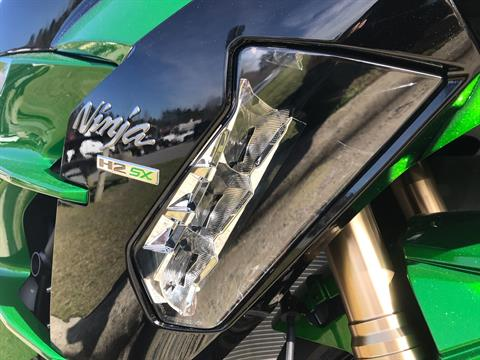 2018 Kawasaki Ninja H2 SX SE in Greenville, North Carolina