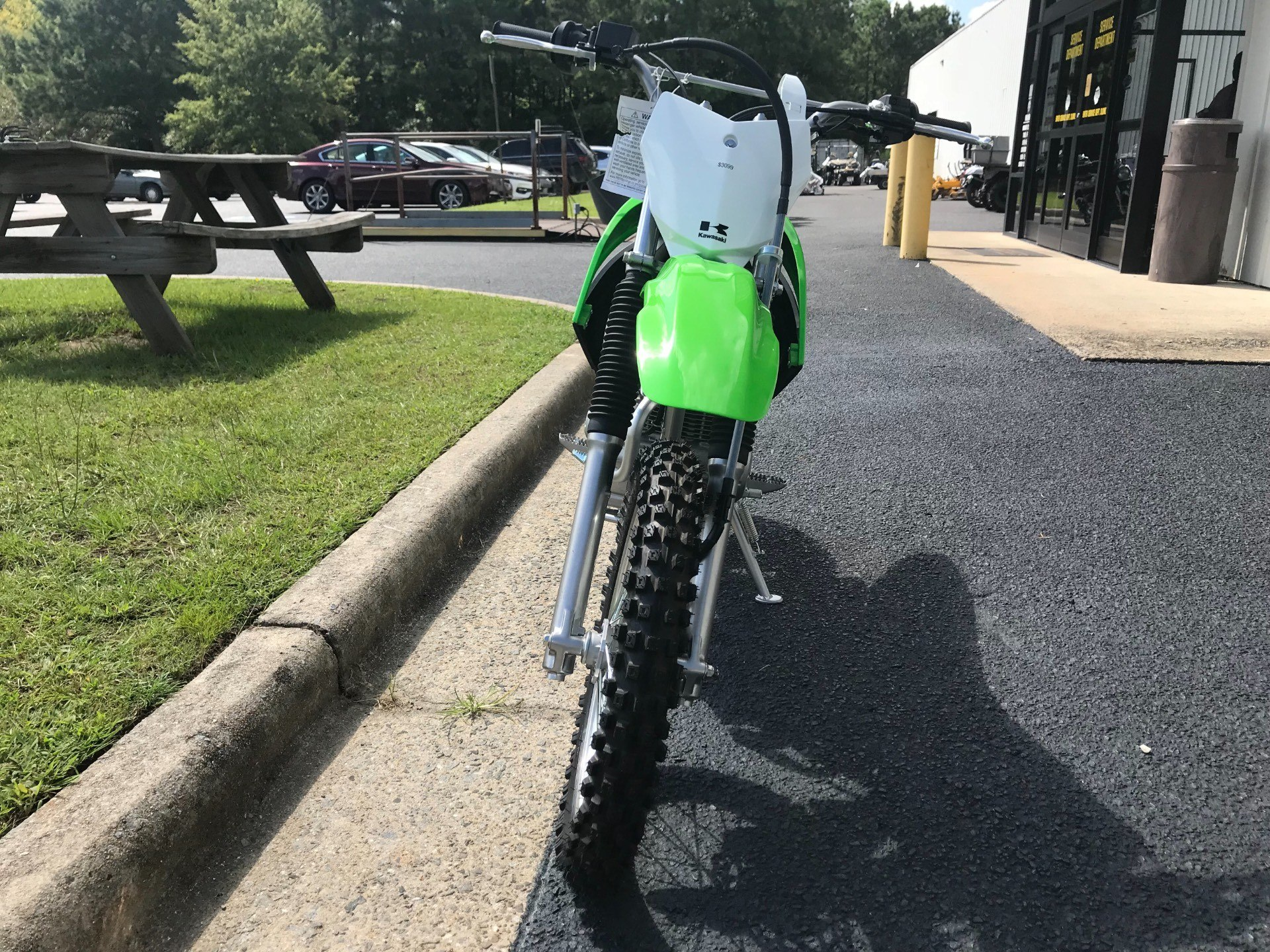 2019 Kawasaki KLX 140 in Greenville, North Carolina - Photo 4