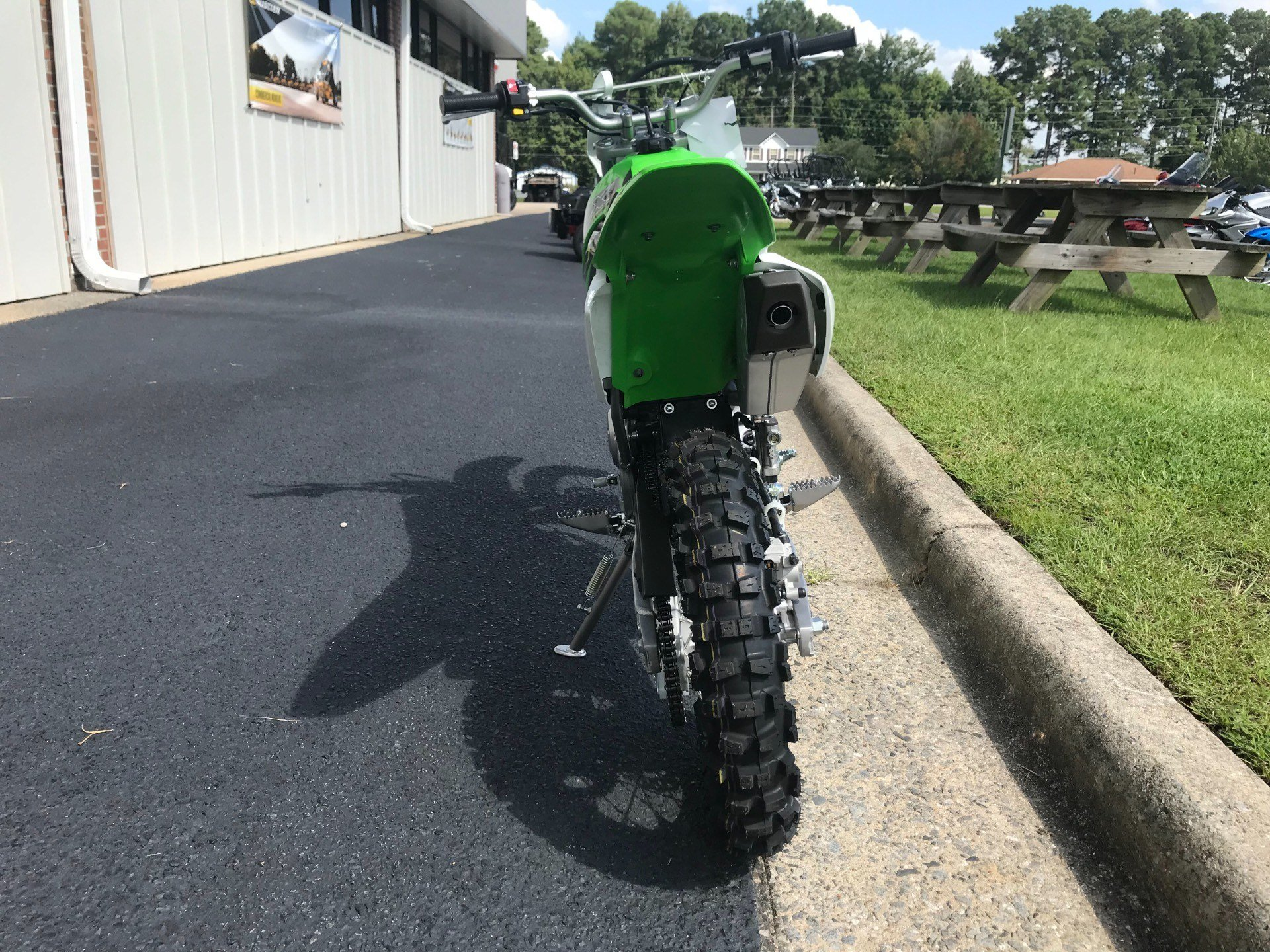 2019 Kawasaki KLX 140 in Greenville, North Carolina - Photo 13