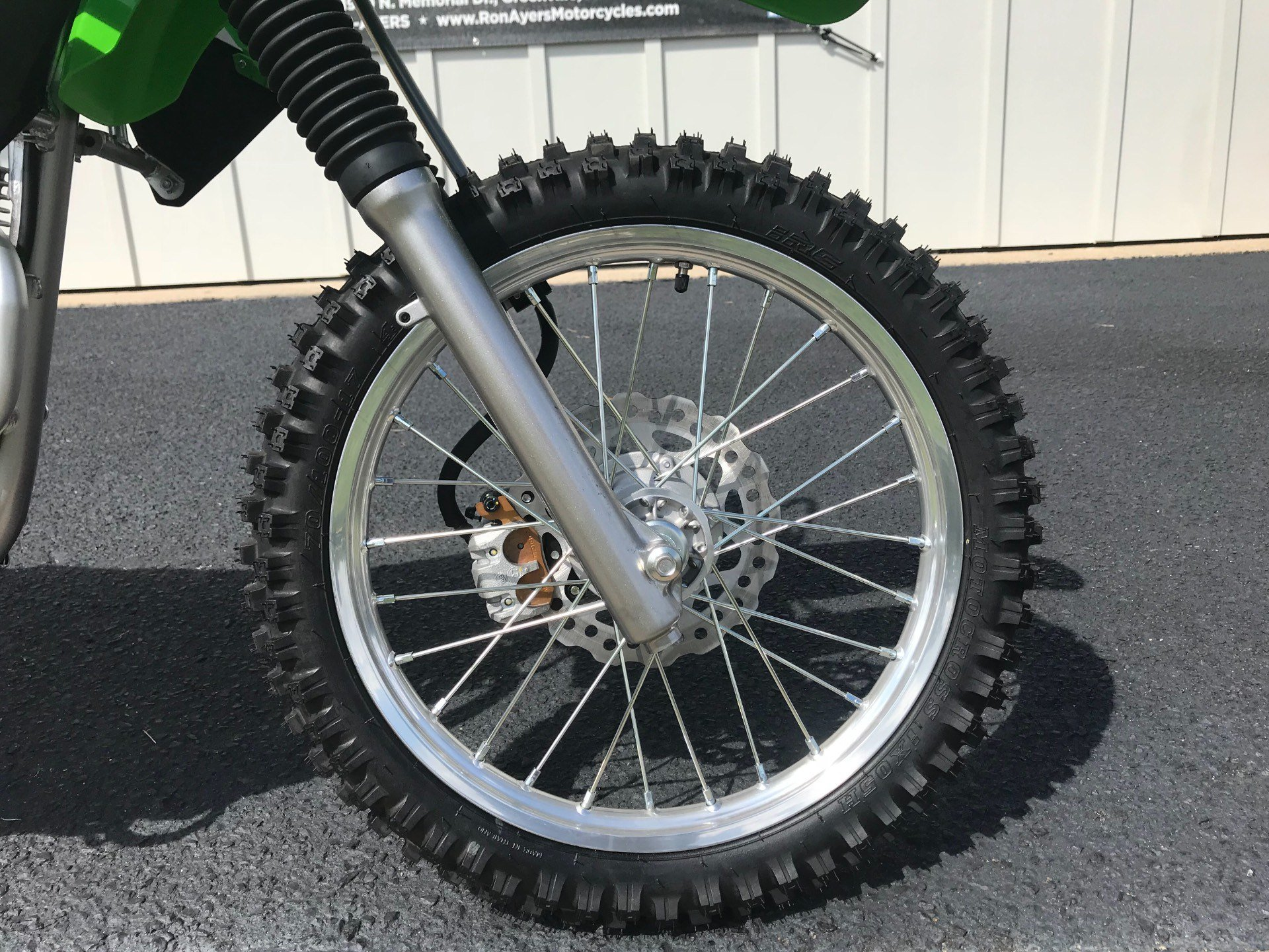 2019 Kawasaki KLX 140 in Greenville, North Carolina