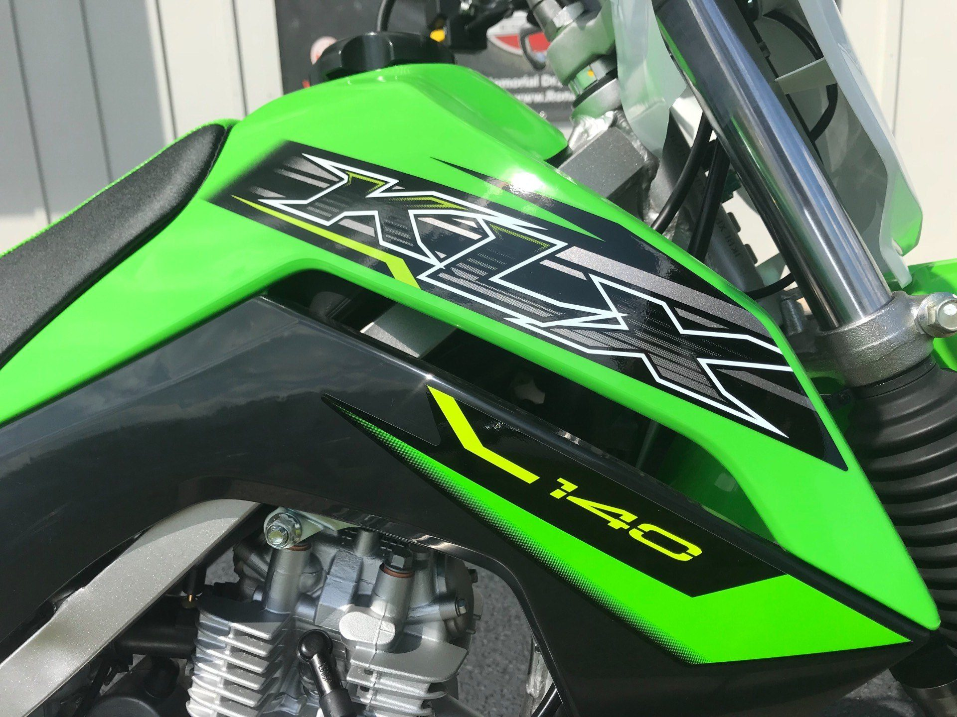2019 Kawasaki KLX 140 in Greenville, North Carolina - Photo 18