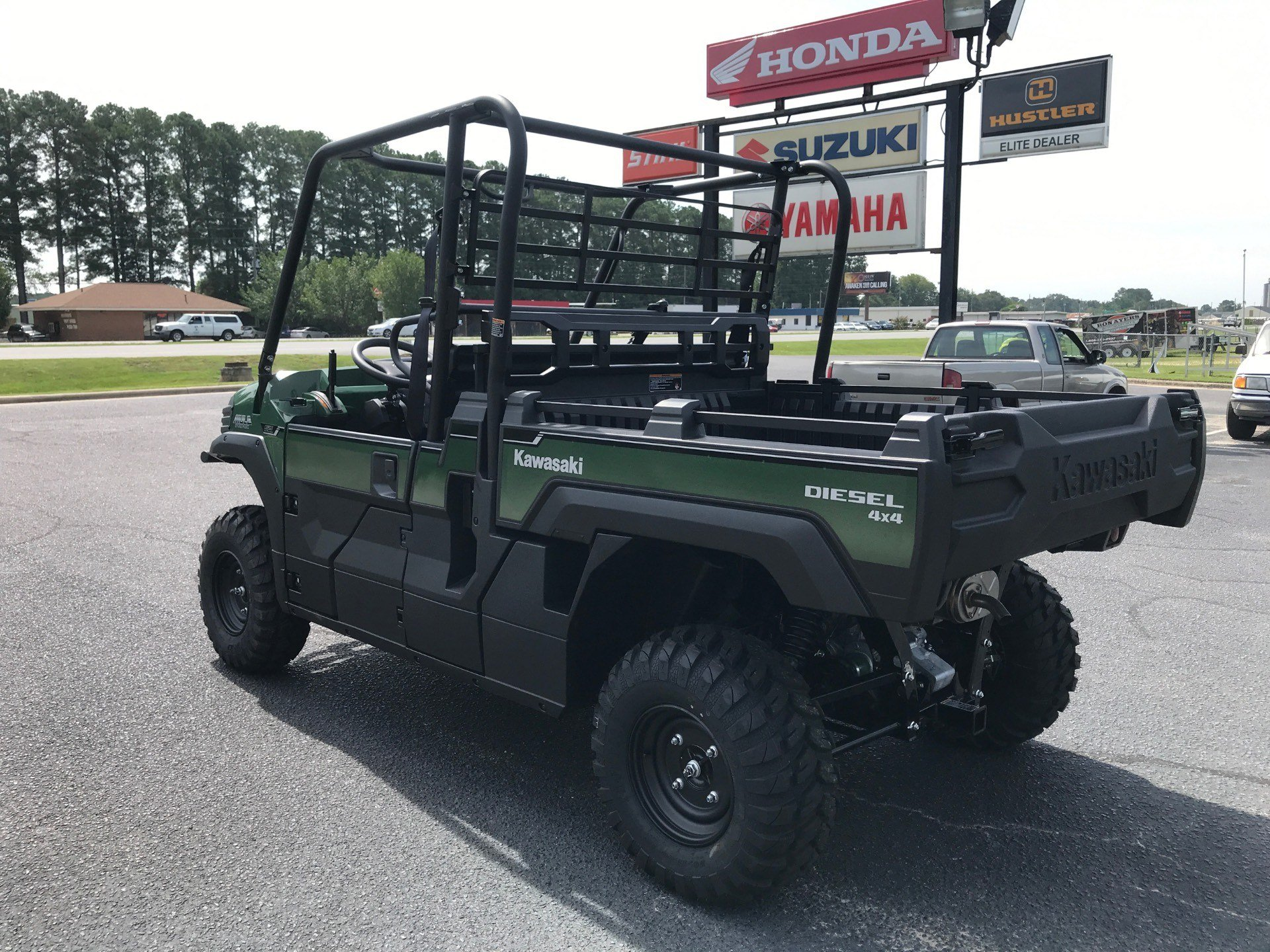 2021 Kawasaki Mule PRO-DX EPS Diesel in Greenville, North Carolina - Photo 6