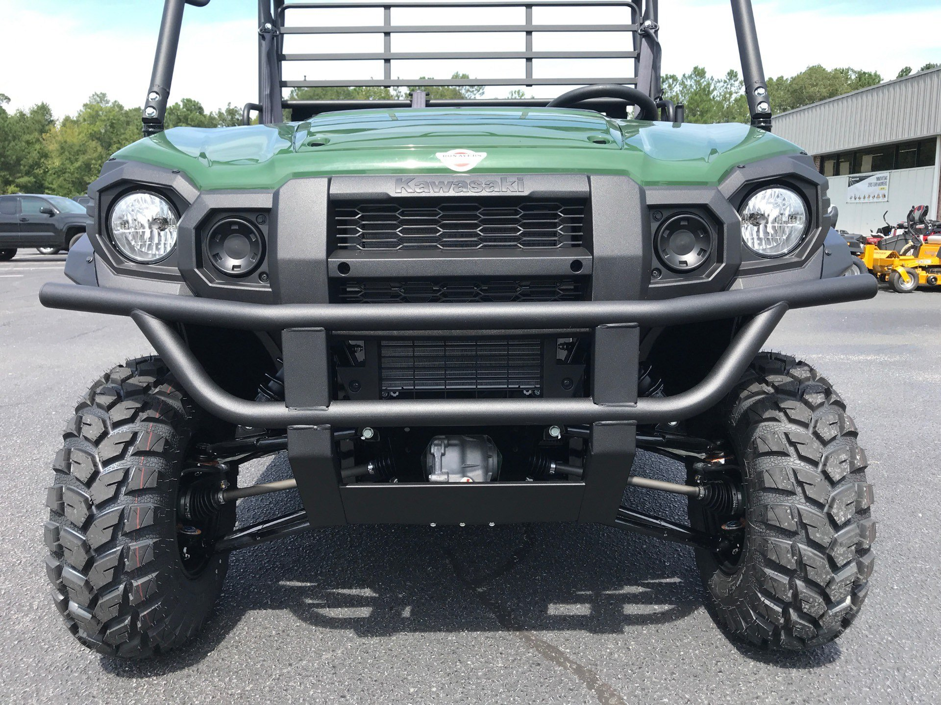 2021 Kawasaki Mule PRO-DX EPS Diesel in Greenville, North Carolina - Photo 9