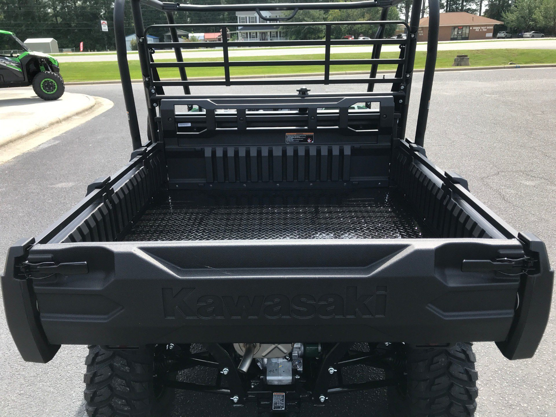 2021 Kawasaki Mule PRO-DX EPS Diesel in Greenville, North Carolina - Photo 14