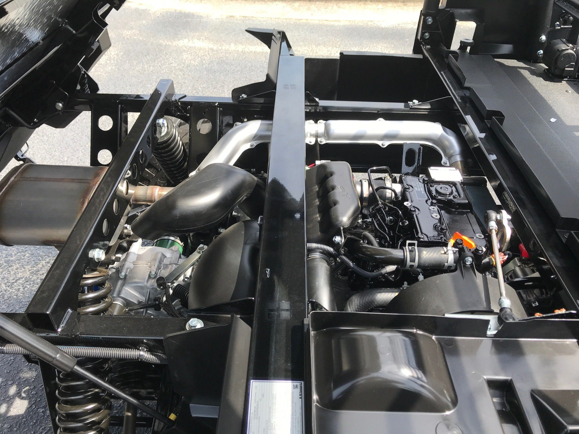2021 Kawasaki Mule PRO-DX EPS Diesel in Greenville, North Carolina - Photo 17