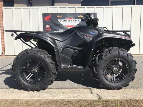 2018 Yamaha Kodiak 700 EPS SE in Greenville, North Carolina