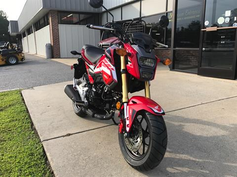 2018 Honda Grom in Greenville, North Carolina