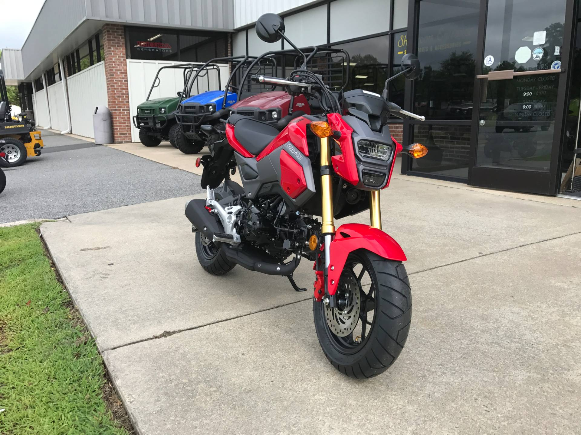 2018 Honda Grom in Greenville, North Carolina - Photo 3